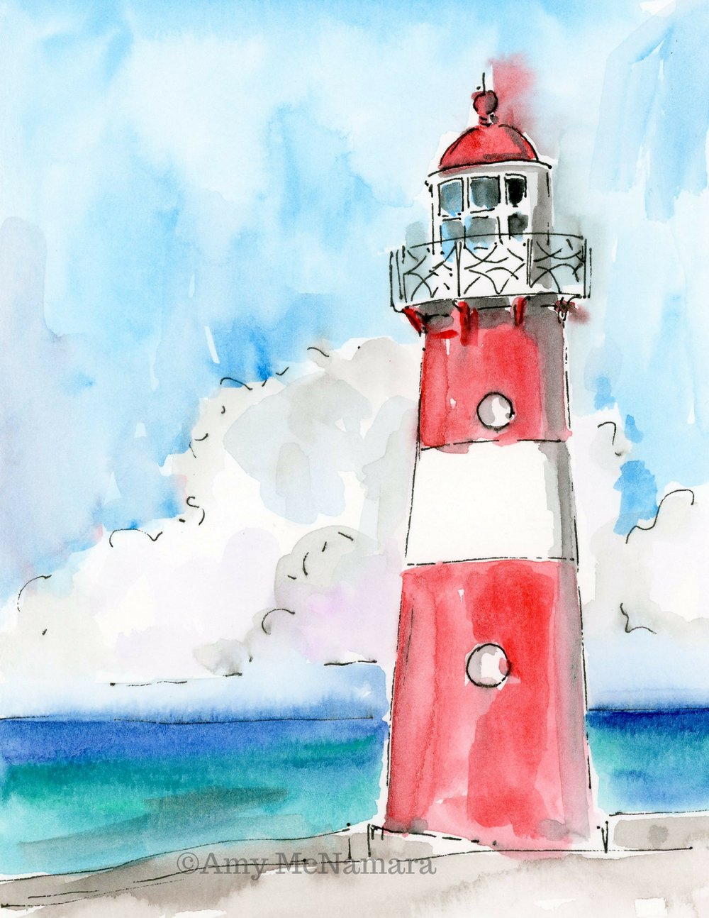 no. 270 Light House