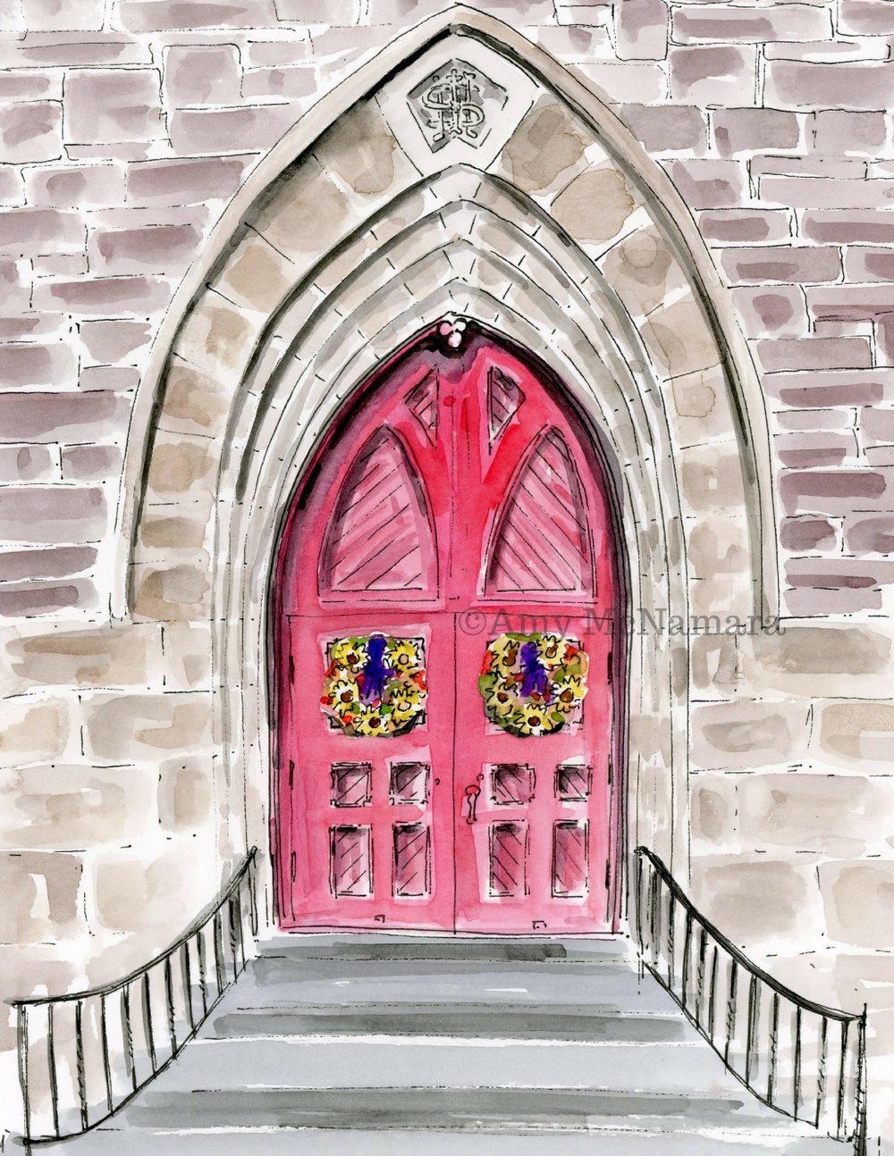 St Paul's Spring Doors