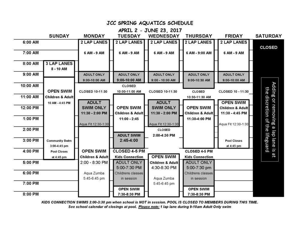 Spring 17 pool schedule.jpg