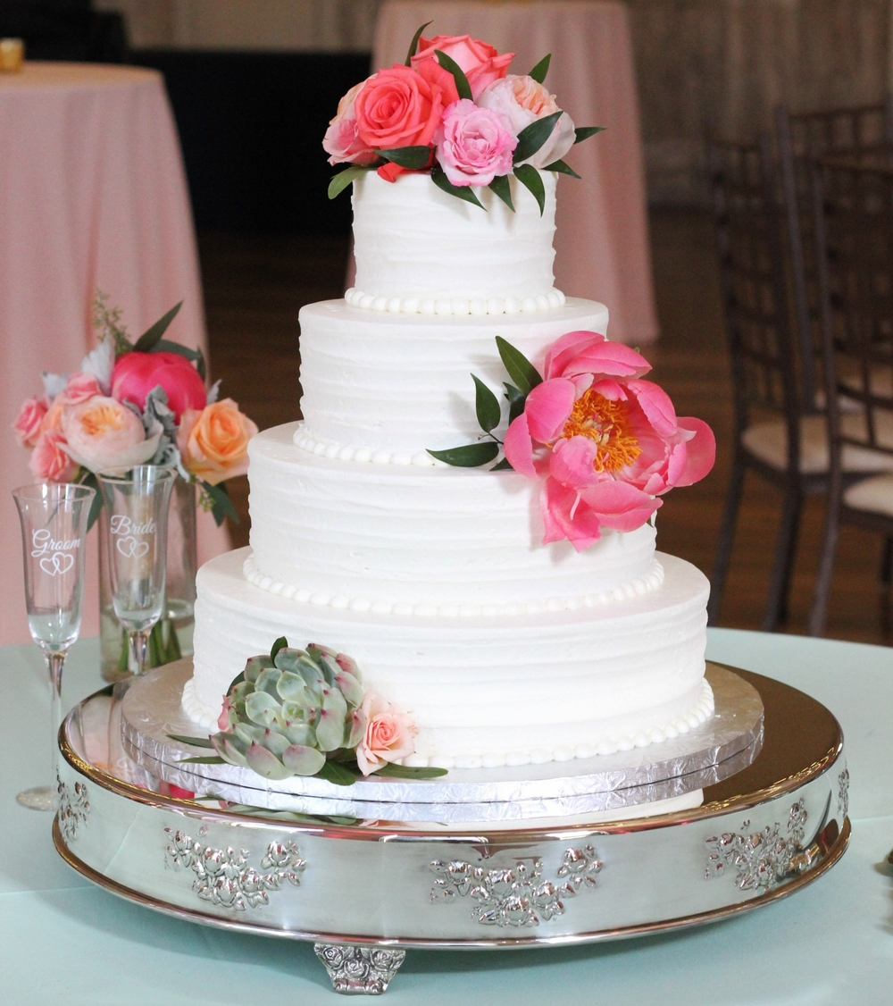 Wedding Cakes Confections In Cake