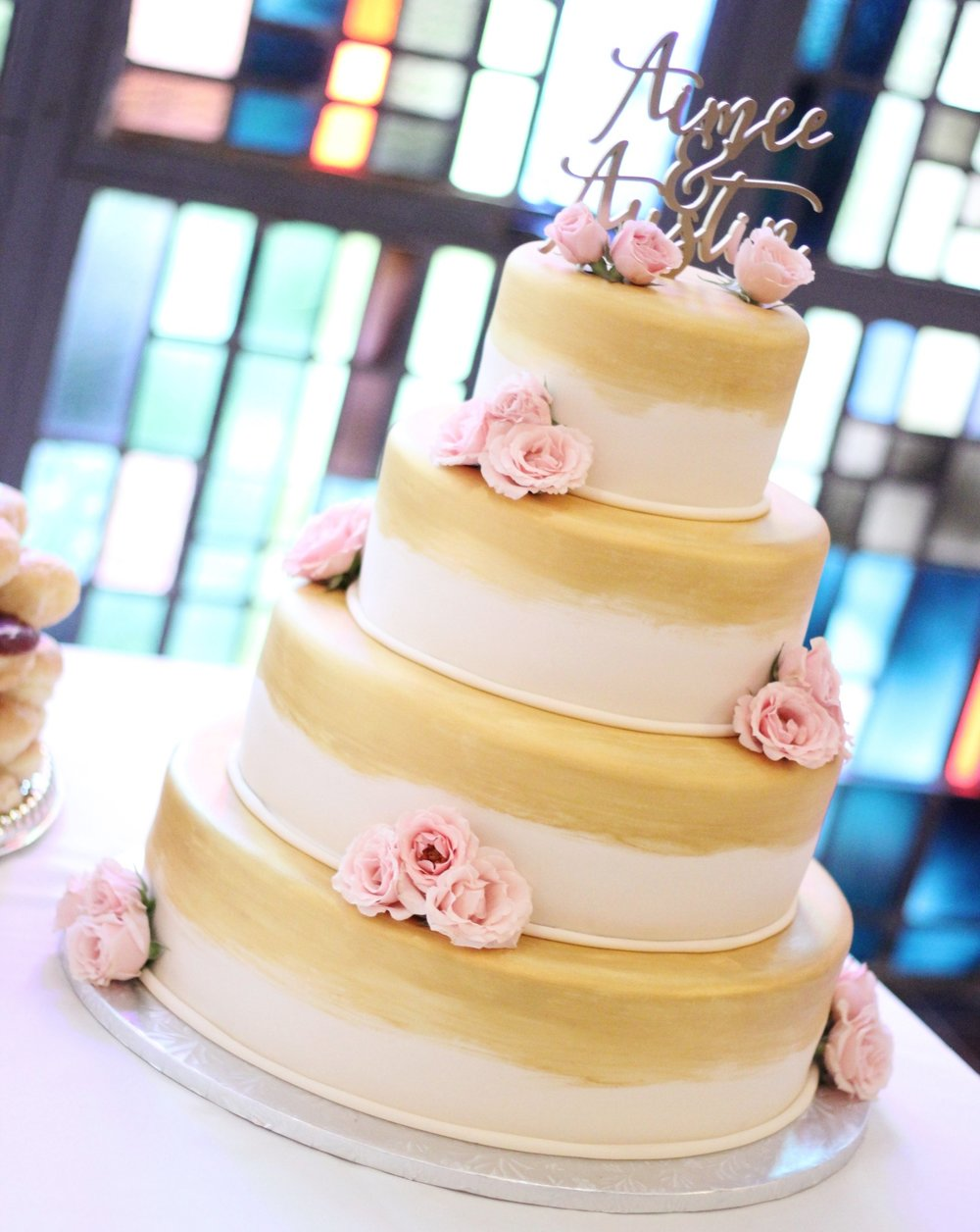 Wedding Cakes — Confections in Cake
