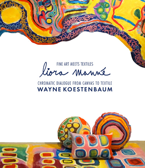 Click here for the Chromatic Dialogue catalog.  - Includes information on Chromatic Dialogue: From Canvas to Textile Collaboration with renowned poet, critic, and artist Wayne Koestenbaum