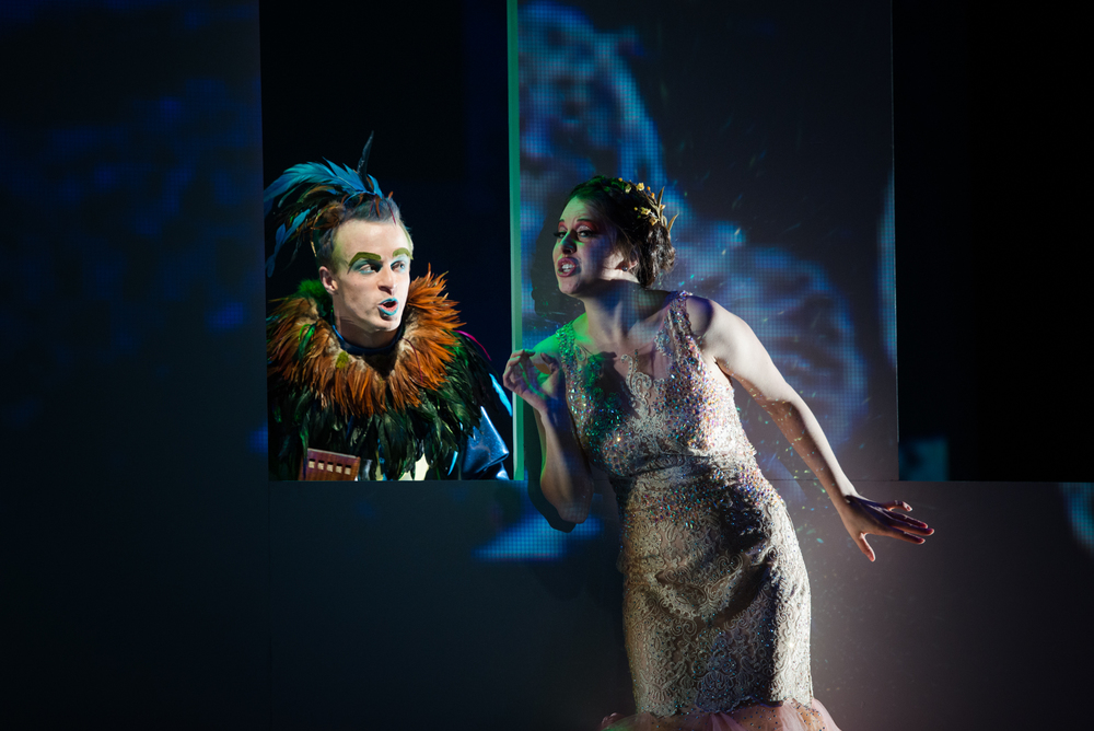 with  Anna-Sophie Neher  as Pamina