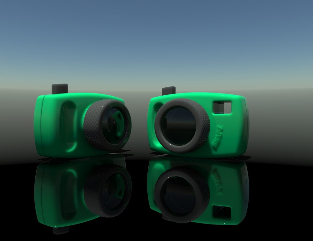 Not an original design. Modeled for Advanced CAD applications course.