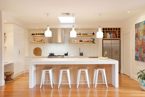According to ForbesTop Kitchen Design Trends of 2016 General