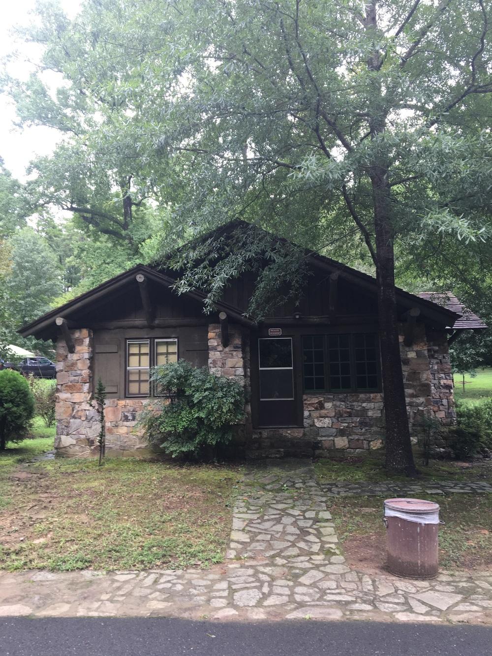 Little cabin!