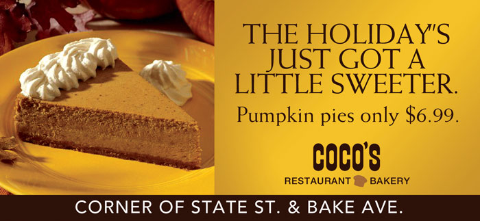 Coco's Restaurant and Bakery