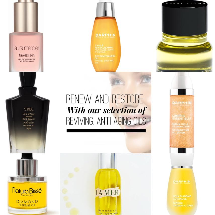 Anti Aging Oil Renew and Restore
