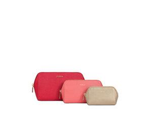 0b694c6b0468 Furla Electra Cosmetic Case Set