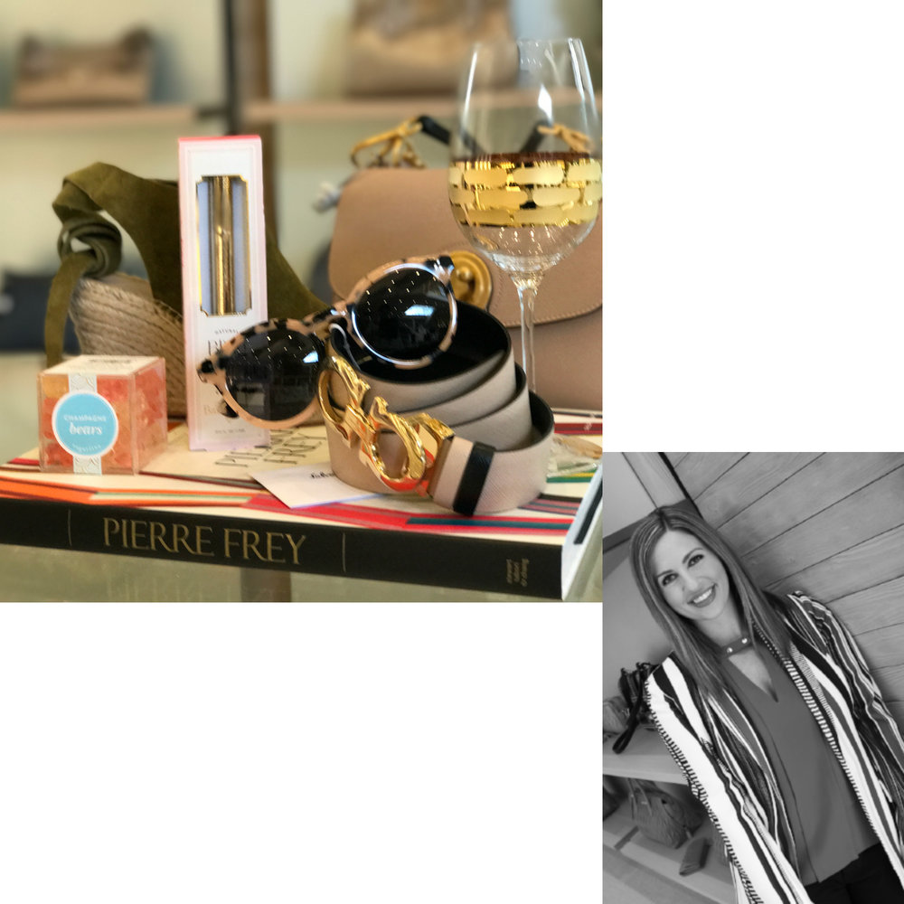 Robyn's Edit - Neutral accessories, bright home accessories, and some sweet treats along the way!