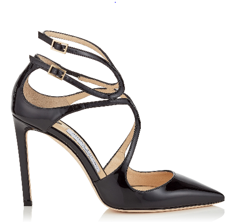 Jimmy Choo - Lancer Pump   Black