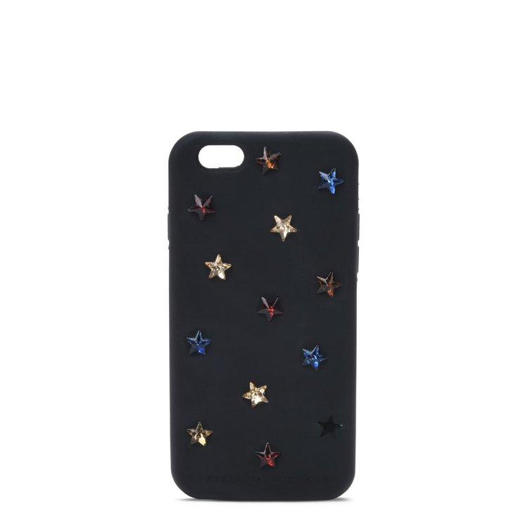 Stella McCartney Crystal Star iPhone 7 Case   Black Multi