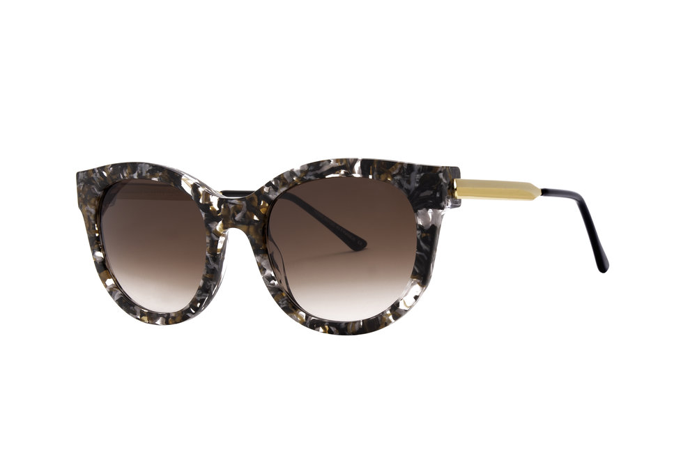 Thierry Lasry Lively Sunglasses   Neutral