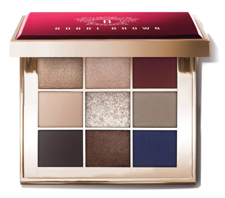 Bobbi Brown Caviar and Rubies Palette