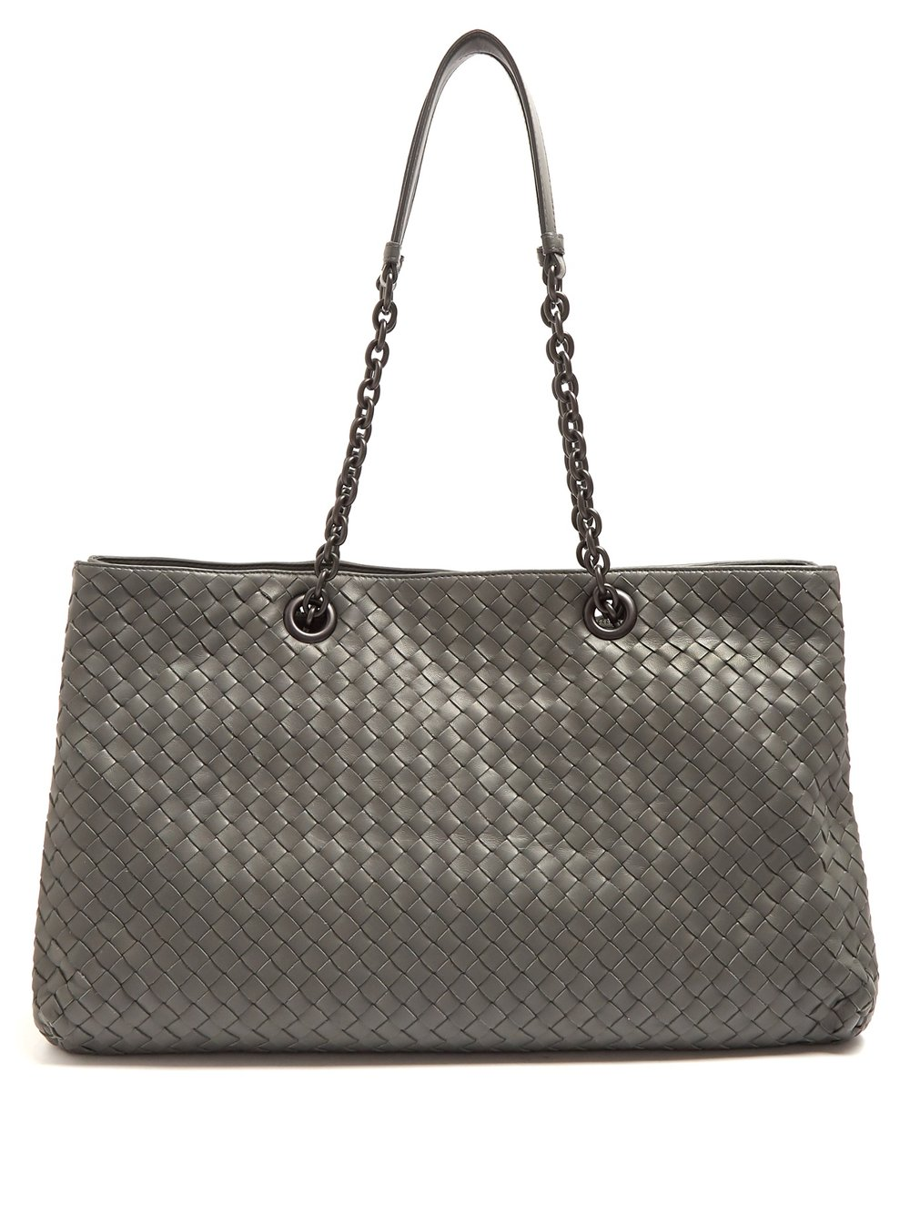 Medium Tote   Grey