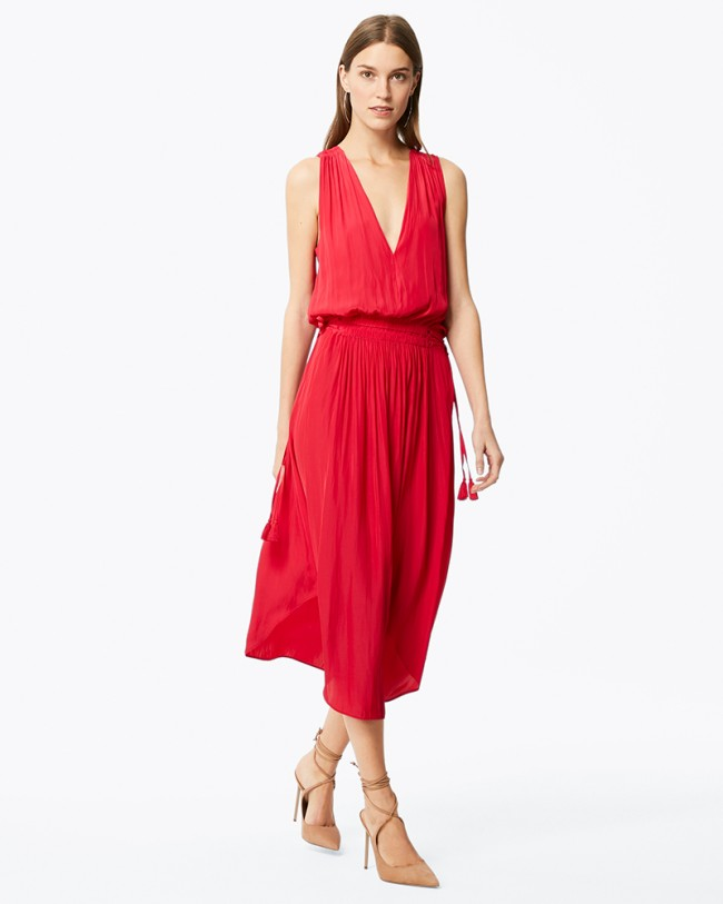 Ramy Brook Hailey Dress   Raspberry