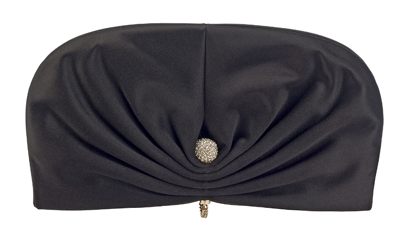 Vivien Clutch   Black