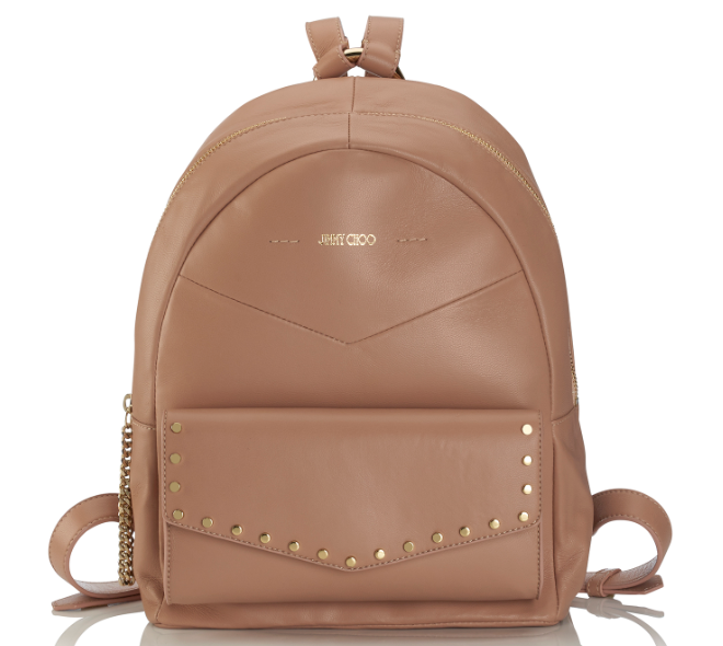 Cassie Backpack   Nude