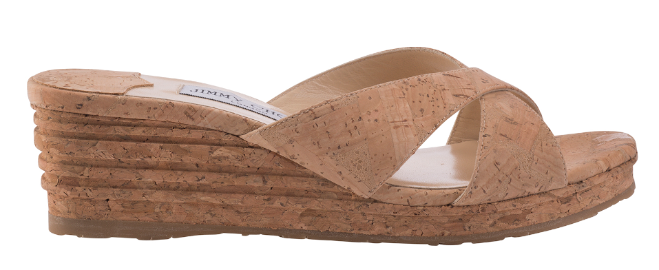 Almer Cork Slide   Natural