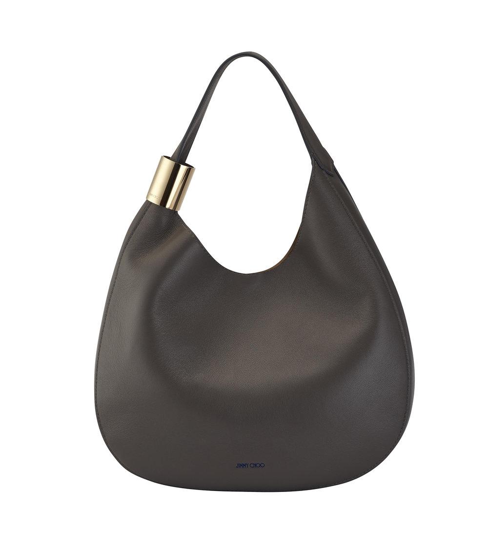Stevie Handbag   Dark Grey