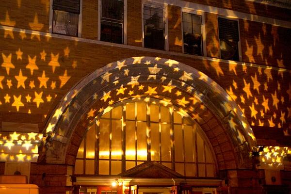 Theater Facade Gala