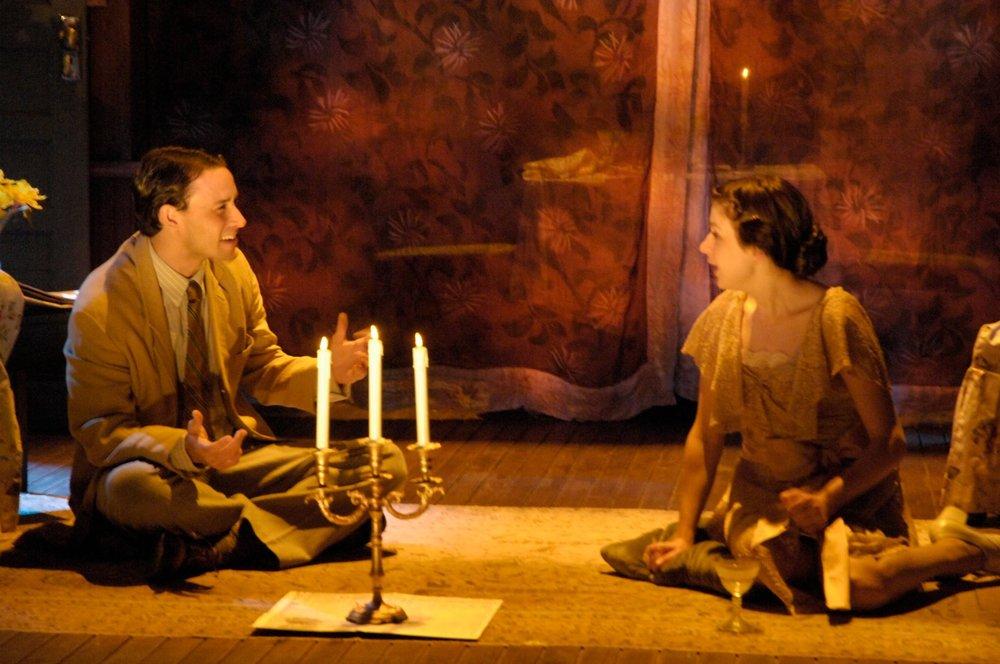 Laura and the Gentleman Caller