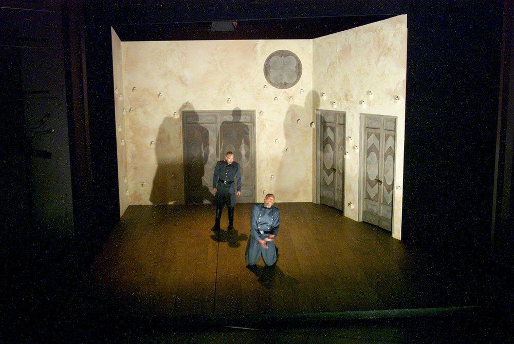 Othello and Iago