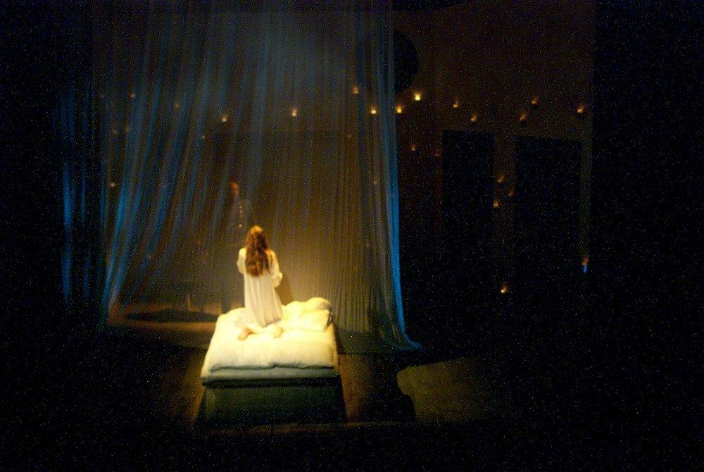 Desdemona's Bedroom