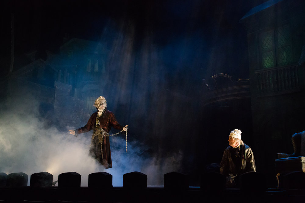 Marley and Scrooge