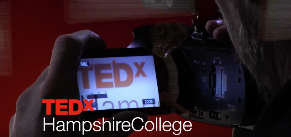 Public Interest Architecture  - TEDx Hampshire College, 2013.