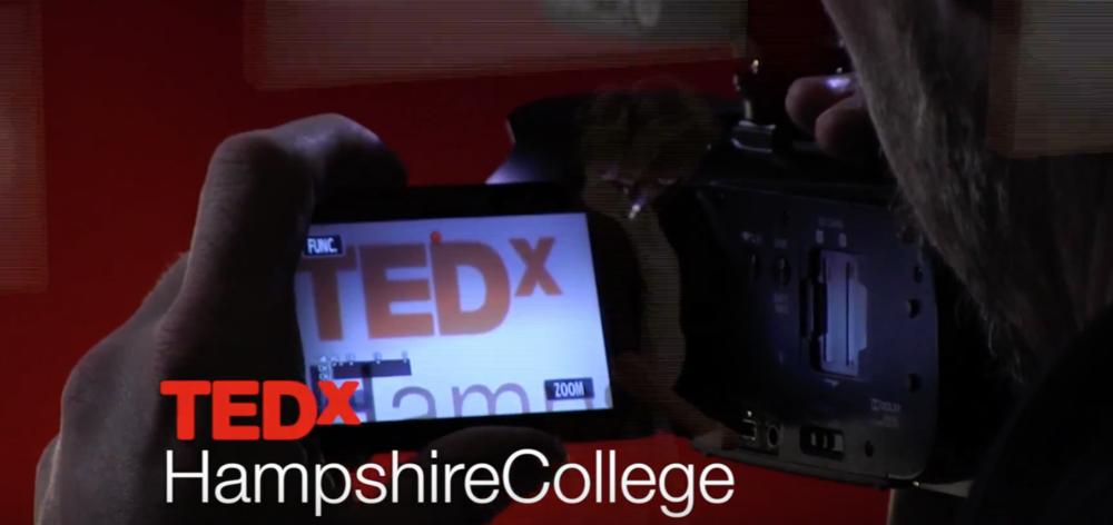 Public Interest Architecture  - TEDx Hampshire College, 2013.