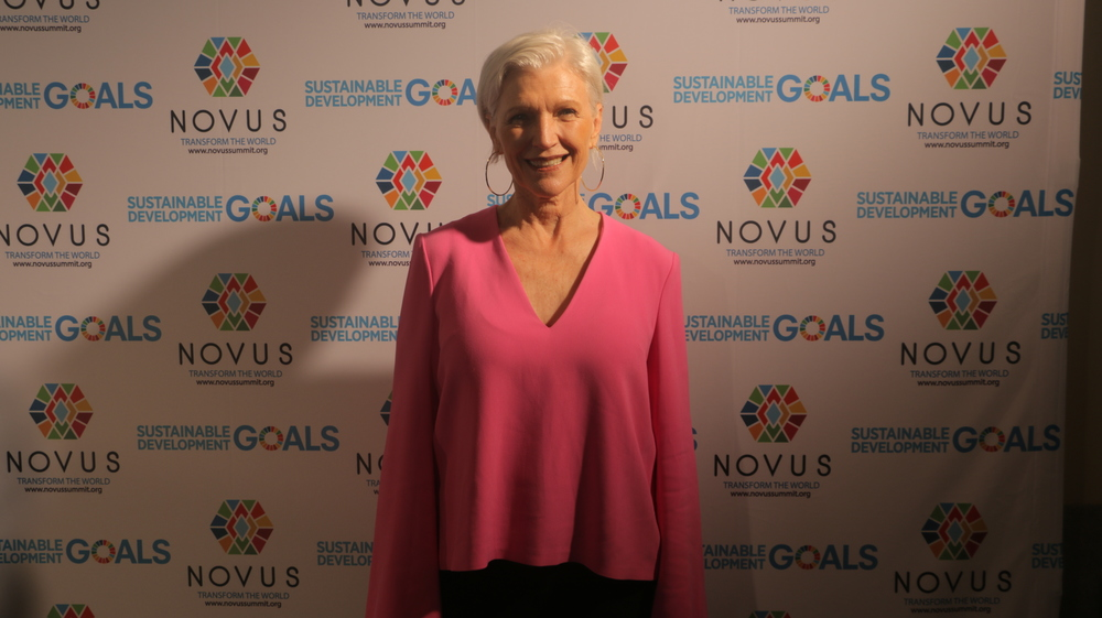 Maye Musk - Dietician & Model