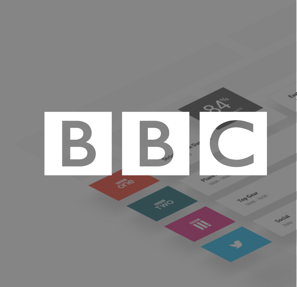 BBC /Programmes - 100 Shapes is part of the BBC roster and we are doing a lot of POC for them. I was particularly involved with one that involved UX, UI, front-end, and data visualisation. I was in charge of the research and UI.