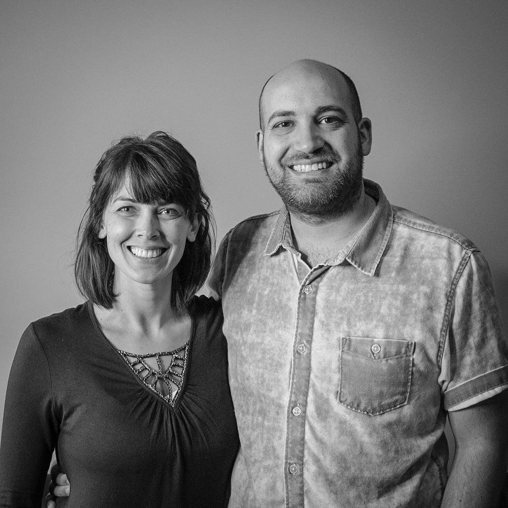 Phil & Emily Manginelli Lead Pastors