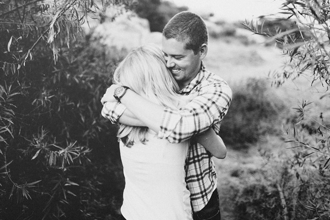 Laguna Beach | Canyon | Engagement Pictures