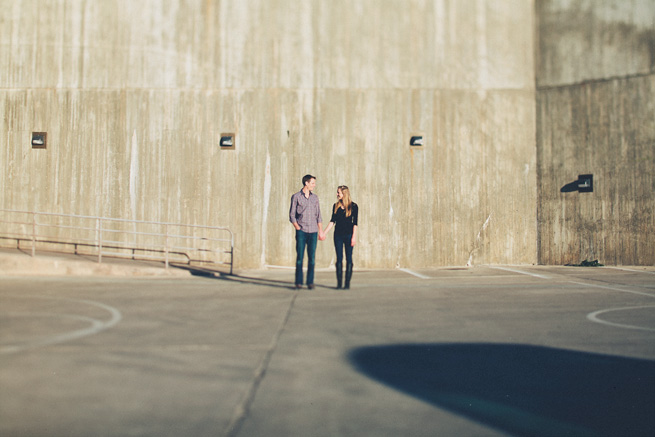 La Jolla Engagement Pictures