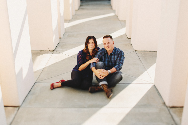 San Juan Capistrano Engagement Session . Hugh Forte