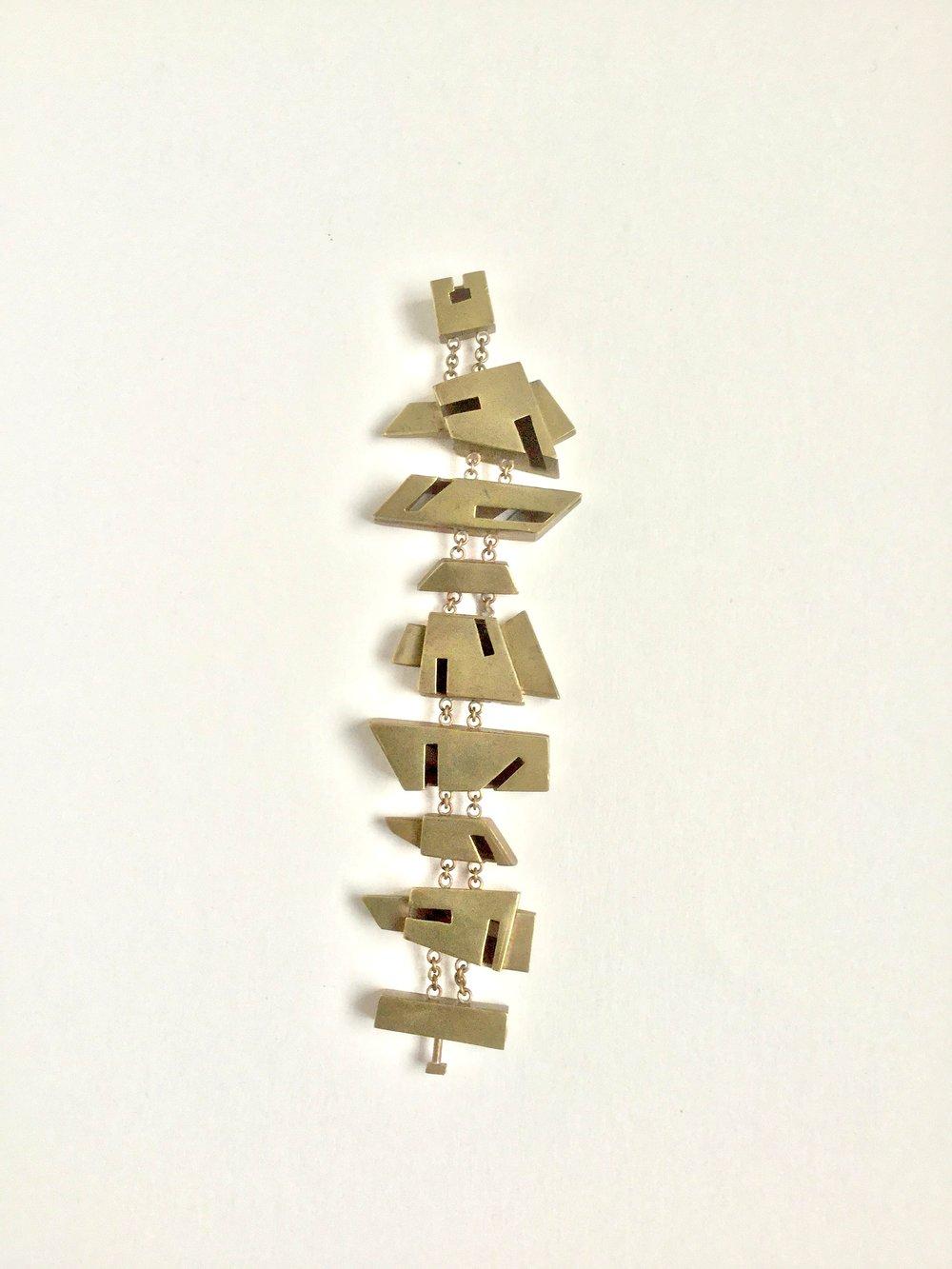 Architectural Bracelet