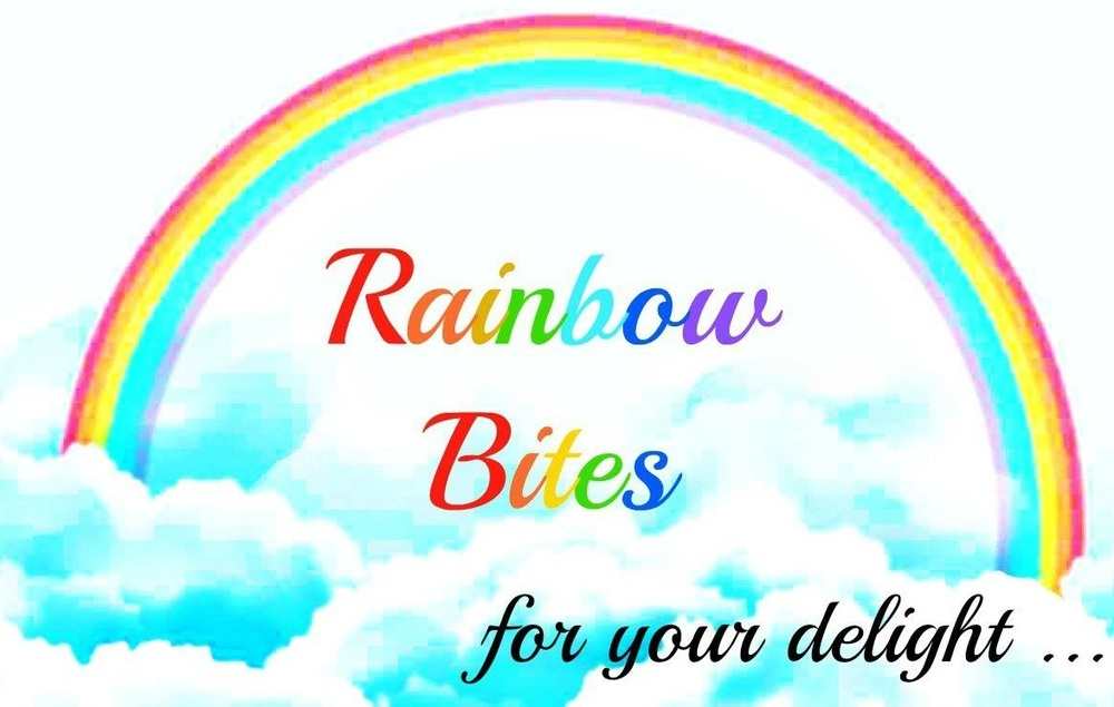 Rainbow Bites. Image by   S amira Mashni