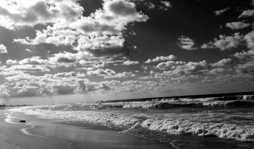 """Gaza beach"" Image credit: Irena Louzon"