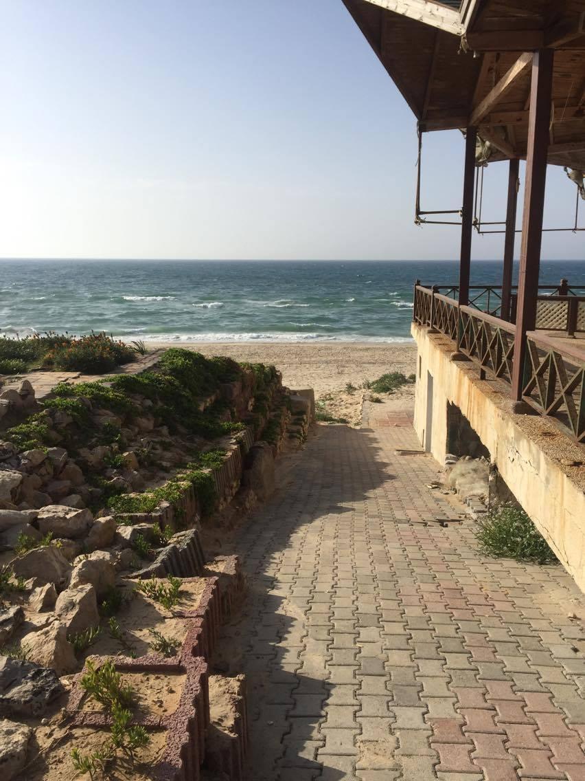 """Gaza beach, my favorite place"""