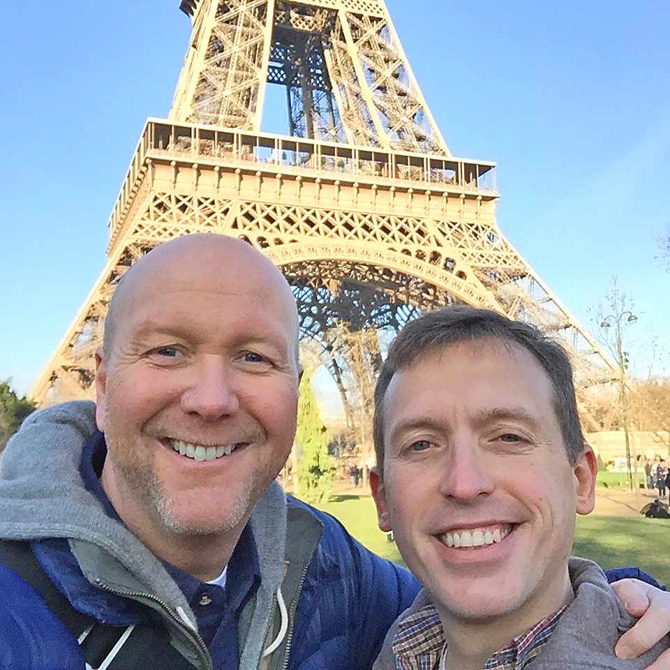 We loved our trip to Paris!