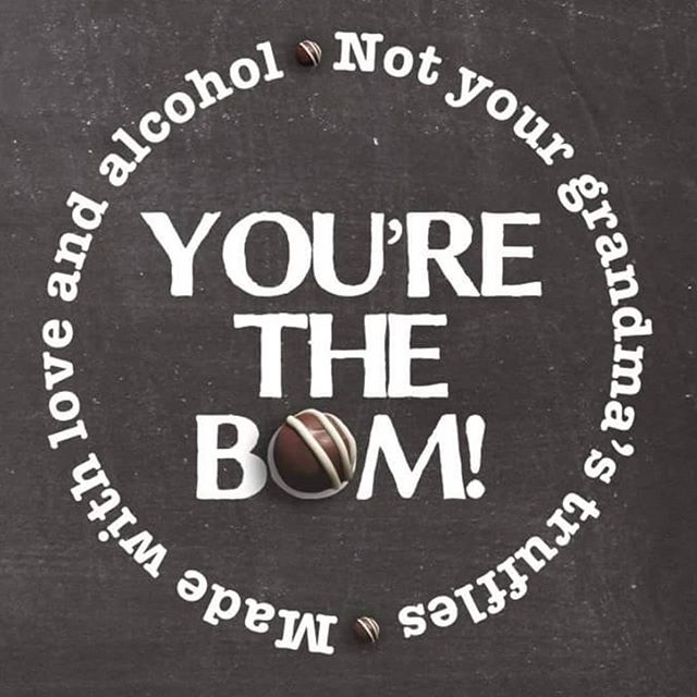 Don't worry, we won't make you do the truffle shuffle to get into Ale Fest! But, you'll definitely have to check out truffles from The Bom!  Tix: akronalefest.com/tickets  @thebomparties @craftymart  #akronalefest #akronalefest2018 #craftbeer #shoplocal