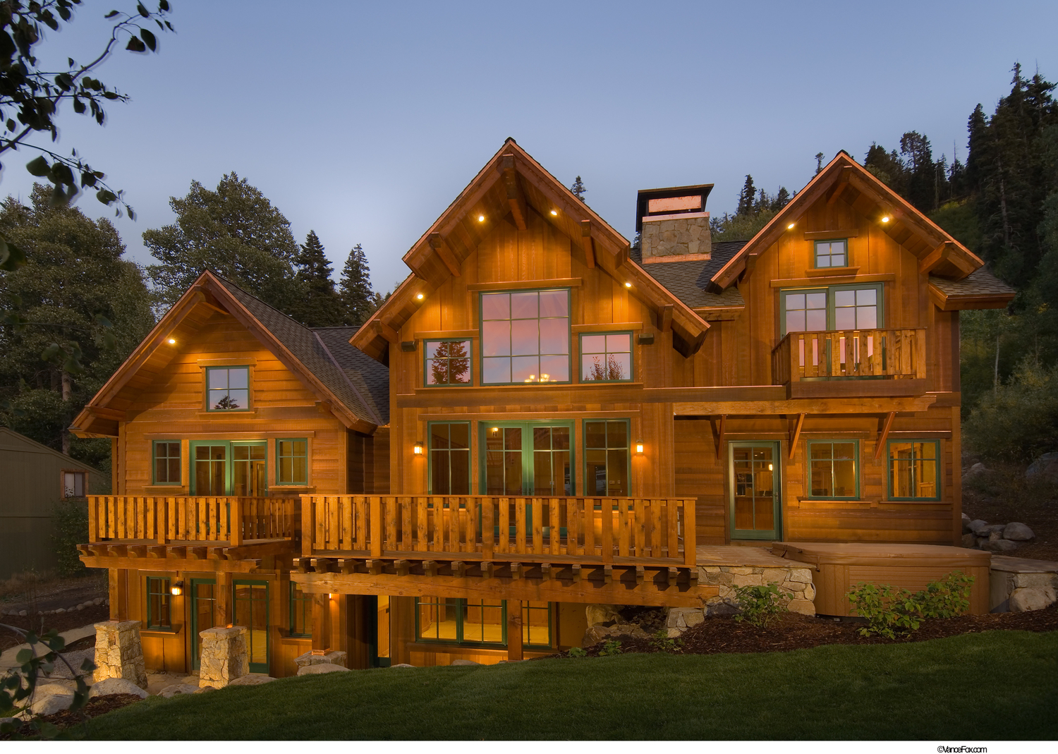 Custom Home Builders In Park CitY UT
