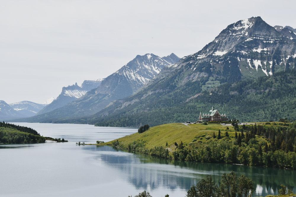Destination:   CANADIAN ROCKIES     EXPLORE