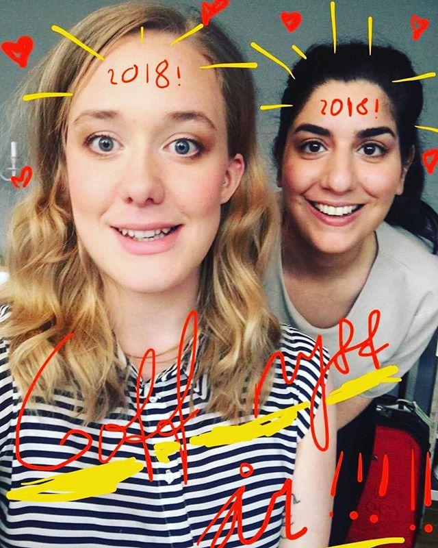 Gott nytt år älsklingar!!!!!!! Vi har gjort ett specialavsnitt av podden som är ett QUIZ man kan tävla i!! (Inte om man tävlade i Umeå tho lol). Man kan vinna två listplatser till liveshower vi har! Kul??? Ja!!!! Nu firar vi in 2018!!!! PUSS