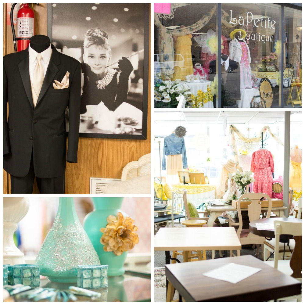 Tuxedo rentals, furniture, clothing, fine décor, accessories...you name it, La Petite likely has it.