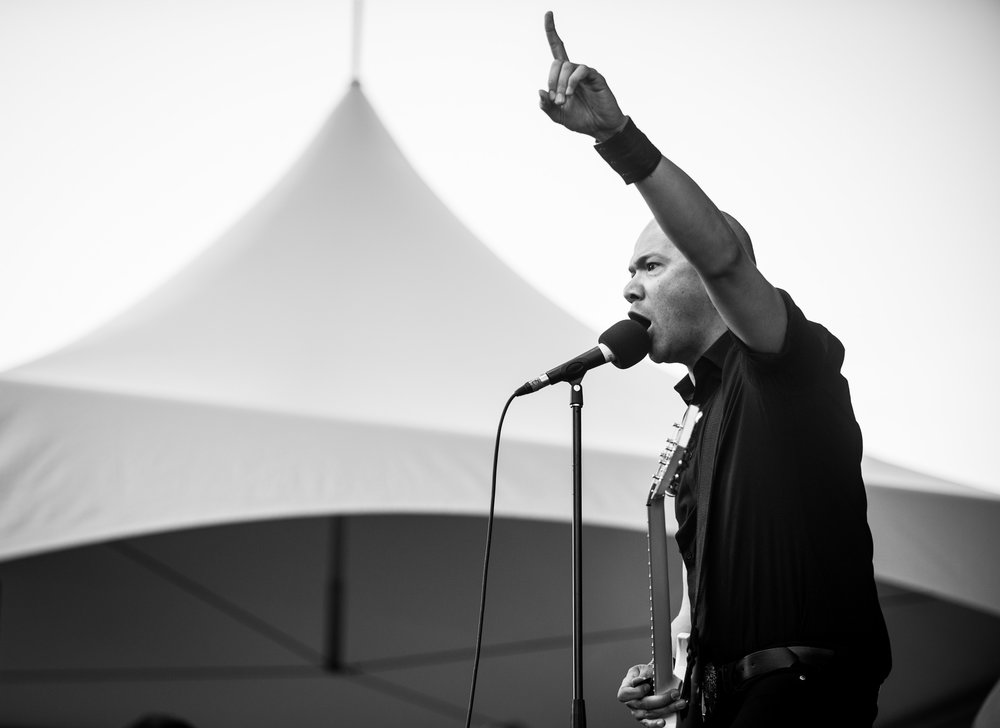 DANKO JONES - PHOTOS BY GABBY RIVERA
