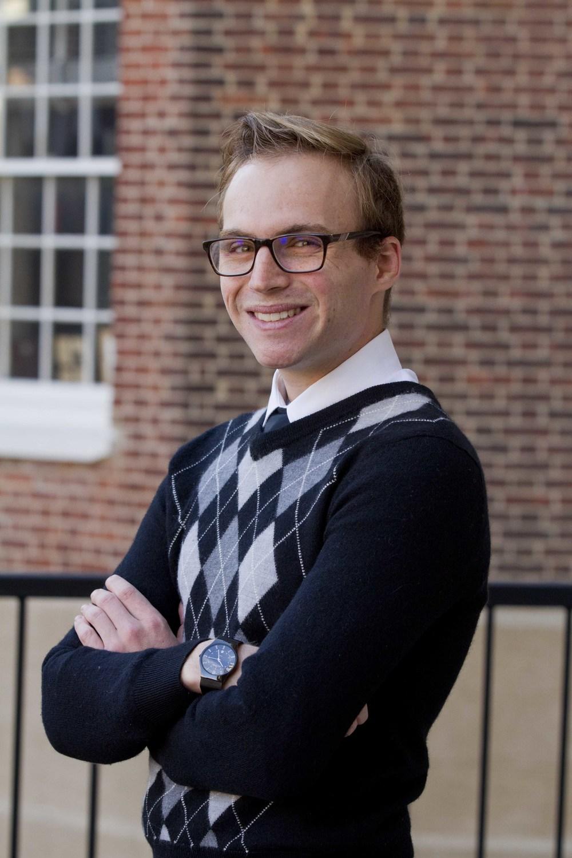 Justin Goss - Editor-in-Chief