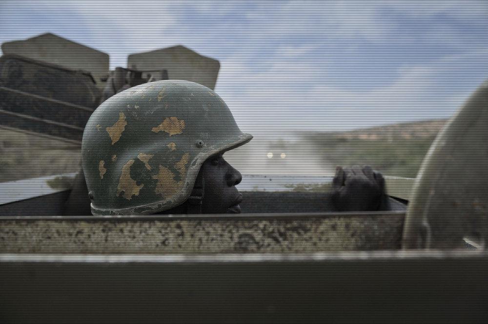 Somalia in the age of the War on Terror - Christopher D. Zambakari and Richard Rivera